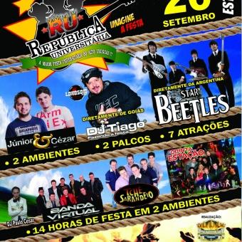 CD Festa Universitária