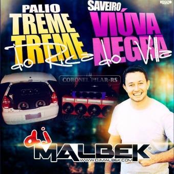 PALIO TREME TREME E SAVEIRO VIUVA NEGRA VOL1
