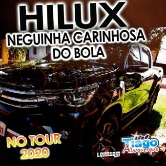 HILUX NEGUINHA CARINHOSA DO BOLA - TOUR 2020