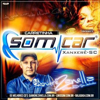 Carretinha Som Car 2017