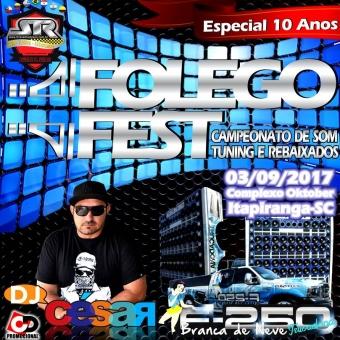Folego Fest - Especial 10 Anos (03/09/2017)
