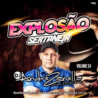 Explosão Sertaneja Volume 24 (Lançamentos)