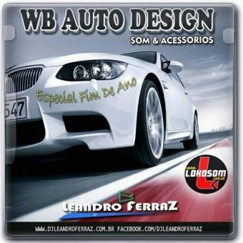 WB AUTO DESIGN Especial Fim de Ano