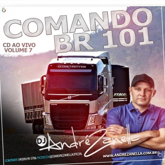 Comando Br 101 Volume 7 ((ao vivo com fala))