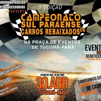 1º Campeonato Sul Paraense de Carros Rebaixados
