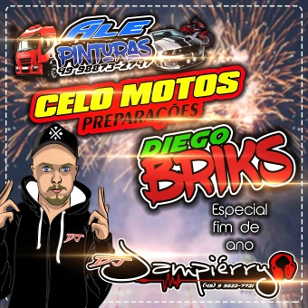 ALE PINTURAS CELO MOTOS E DIEGO BRIKS ESPECIAL FIM DE ANO