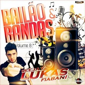 Bailão & Bandas Volume 8
