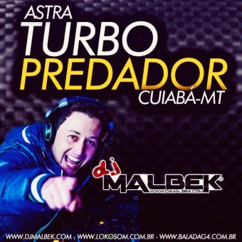 ASTRA TURBO PREDADOR(FHASH BACK)