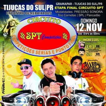 Final SPT Sound - Tijucas do Sul PR
