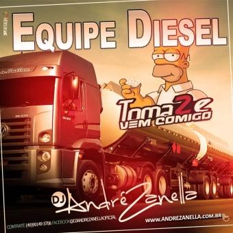 Equipe Diesel ((Ao vivo com Fala))
