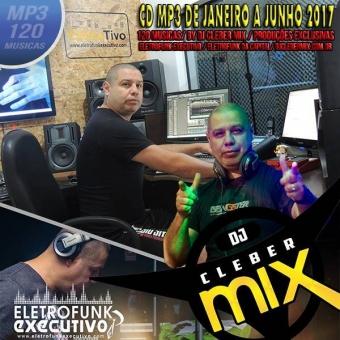 Cd AS 120 Produçoes De Janeiro A Junho By Dj Cleber Mix 2017
