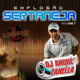 Explosão Sertaneja Vol. 07