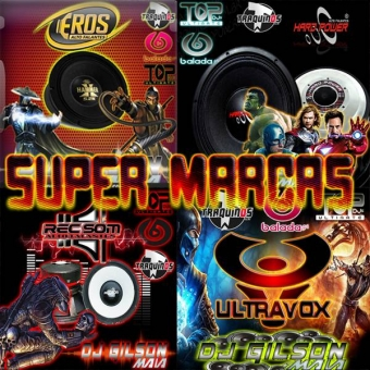 SUPER MARCAS-EROS-HARD POWER-ULTRAVOX-RECSOM