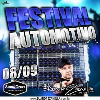 Festival Automotivo Chapecó 2018 - Arena Trevo