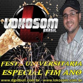 FESTA UNIVERSITÁRIA ESP. FIM DE ANO