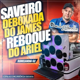 Saveiro Deboxada Do James E Reboque Do Ariel