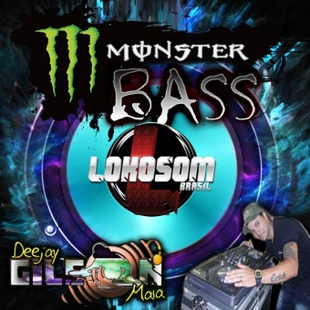 CD-MONSTER BASS-BY DJ GILSON MAIA