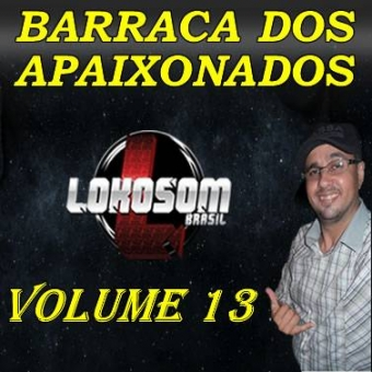 BARRACA DOS APAIXONADOS VOL 13