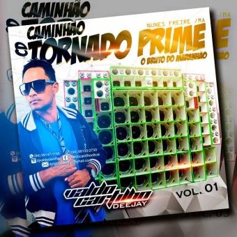 CD CAminhao tornado prime Vol 01