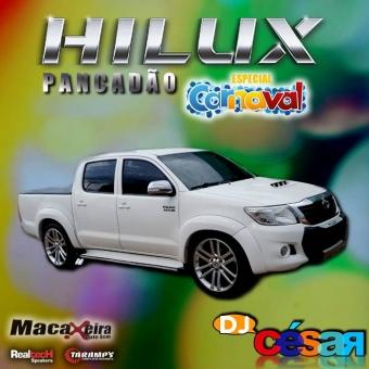 Hilux Pancadão Especial Carnaval