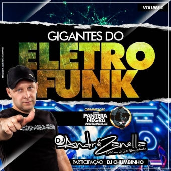 Gigantes Do ElectroFunk Volume 4