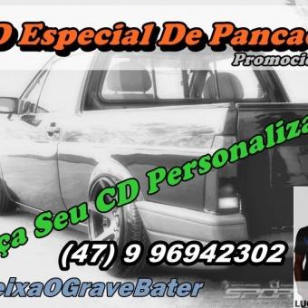 CD Especial De Pancada