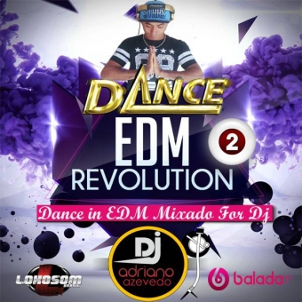 DANCE AND EDM VOL 2 MIXADO