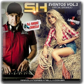 SH Eventos Especial Sertanejo Vol.3