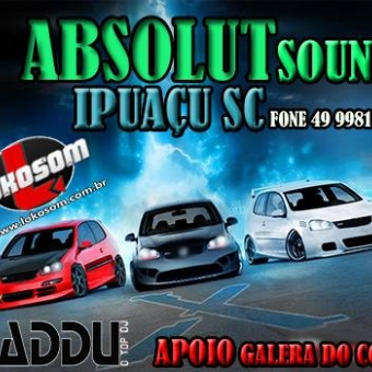 ABSOLUT SOUND IPUAÇU SC DJ KADDU