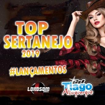 CD TOP SERTANEJO 2019 - LANÇAMENTOS