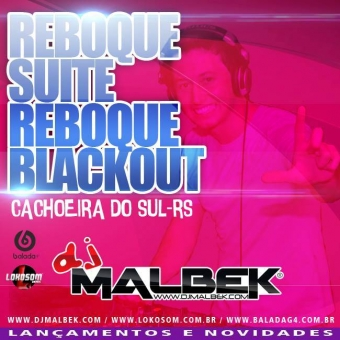 REBOQUE SUITE E REBOQUE BLACKOUT VOL1