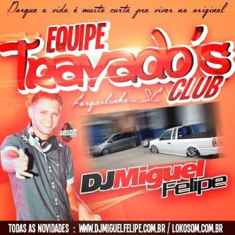 EQUIPE TRAVADOS CLUB @ FORQUILINHA SC