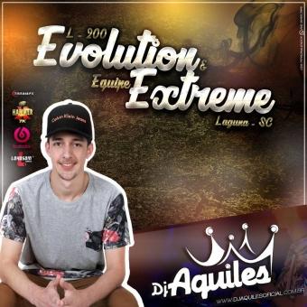 L 200 Evolution e Equipe Extreme - DJ Aquiles