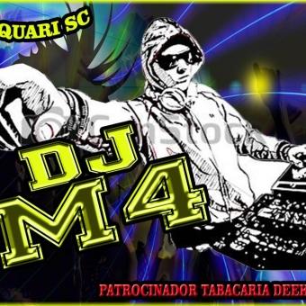 CD ESPECIAL DJ M4 ARAQUARI SC