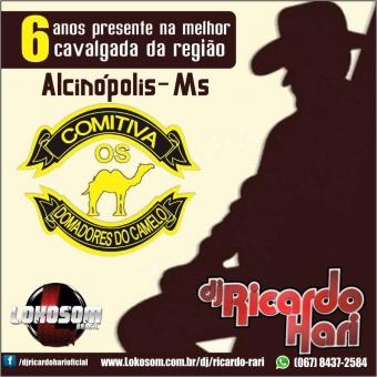 Comitiva Os Domadores Do Camelo-Alcinópolis/MS