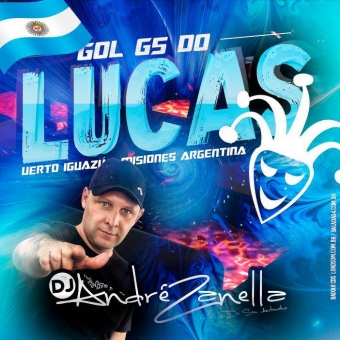 Gol G5 do Lucas