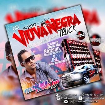 CD F250 Viuva Negra Espeçial de verao 2016