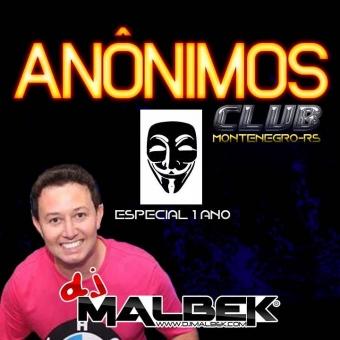 ANONIMOS CLUB 9ESPECIAL 1 ANO)