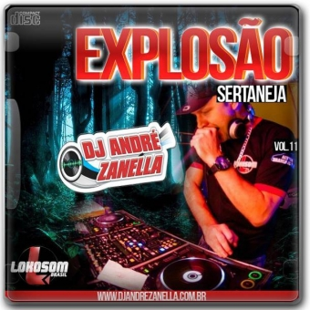Explosão Sertaneja Volume 11