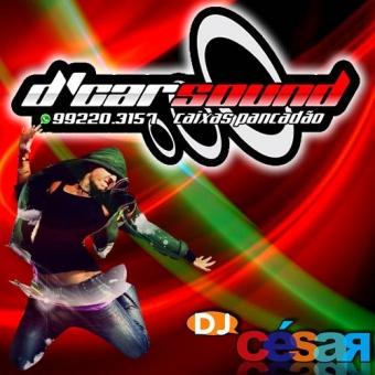 D'Car Sound Caixas Pancadão - Volume 02