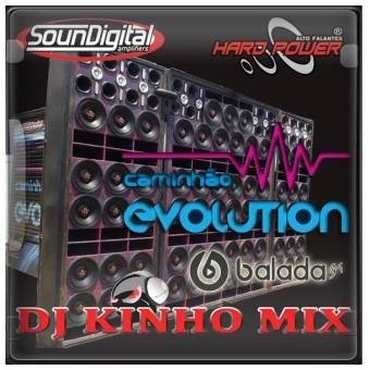 19 - Caminhão Evolution Vol.01 2015 Dj Kinho Mix