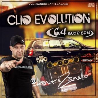 Clio Evolution e G4 Auto Som (Pancadão, Gravão, MegaFunk)