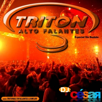 Triton Alto Falantes - Especial na Balada