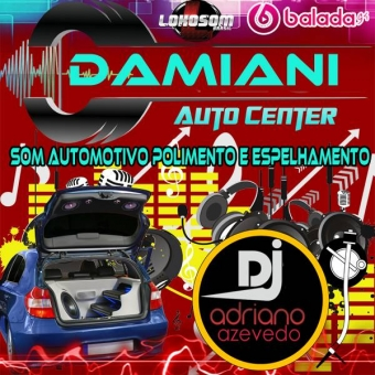 DAMIANI AUTO CENTER SERTANEJO PANCADAO