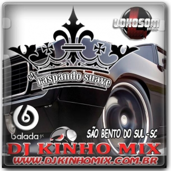 CD Equipe Raspando Suave 2016 Dj Kinho Mix