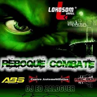 CD REBOQUE COMBATE (GALERA IMPACTU'S)