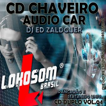 Chaveiro Audio Car E Diego Películas