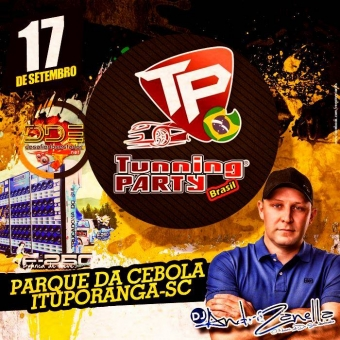 Tuning Party Brasil Etapa Ituporanga,Sc 2017