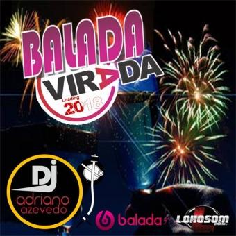 CD BALADA DA VIRADA 2018