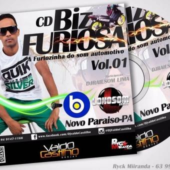 CD Biz Furiosa Vol 01